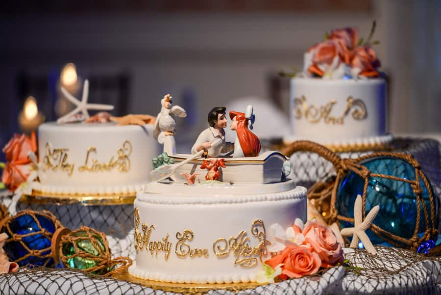 Finished Off With A Little Hily Ever After And You Have Cake Fit For Any Princess Or Mermaid