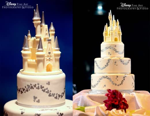 Wedding Cake Wednesday: Cinderella Castle Topper   Disney Weddings ...