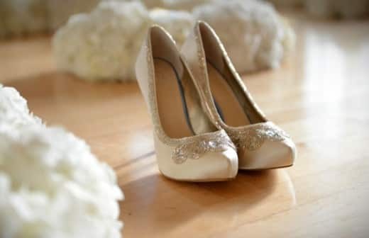 Introducing The Glass Slipper Collection by DSW  Disney Weddings