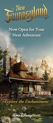 Discover New Fantasyland