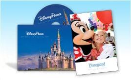 DVD « Plani-vacances » du Disneyland Resort gratuit