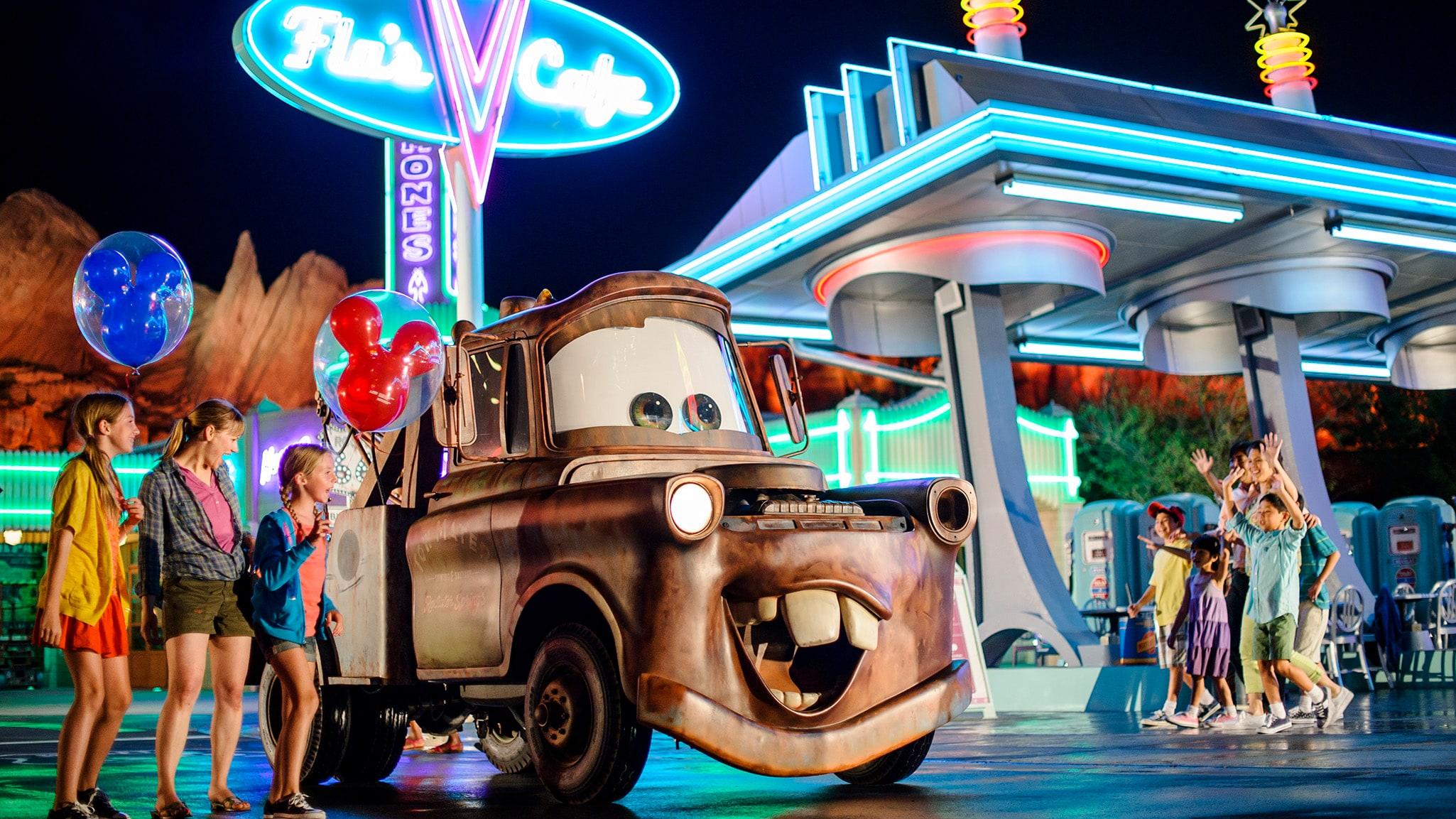 Disney California Adventure Park Disneyland Resort