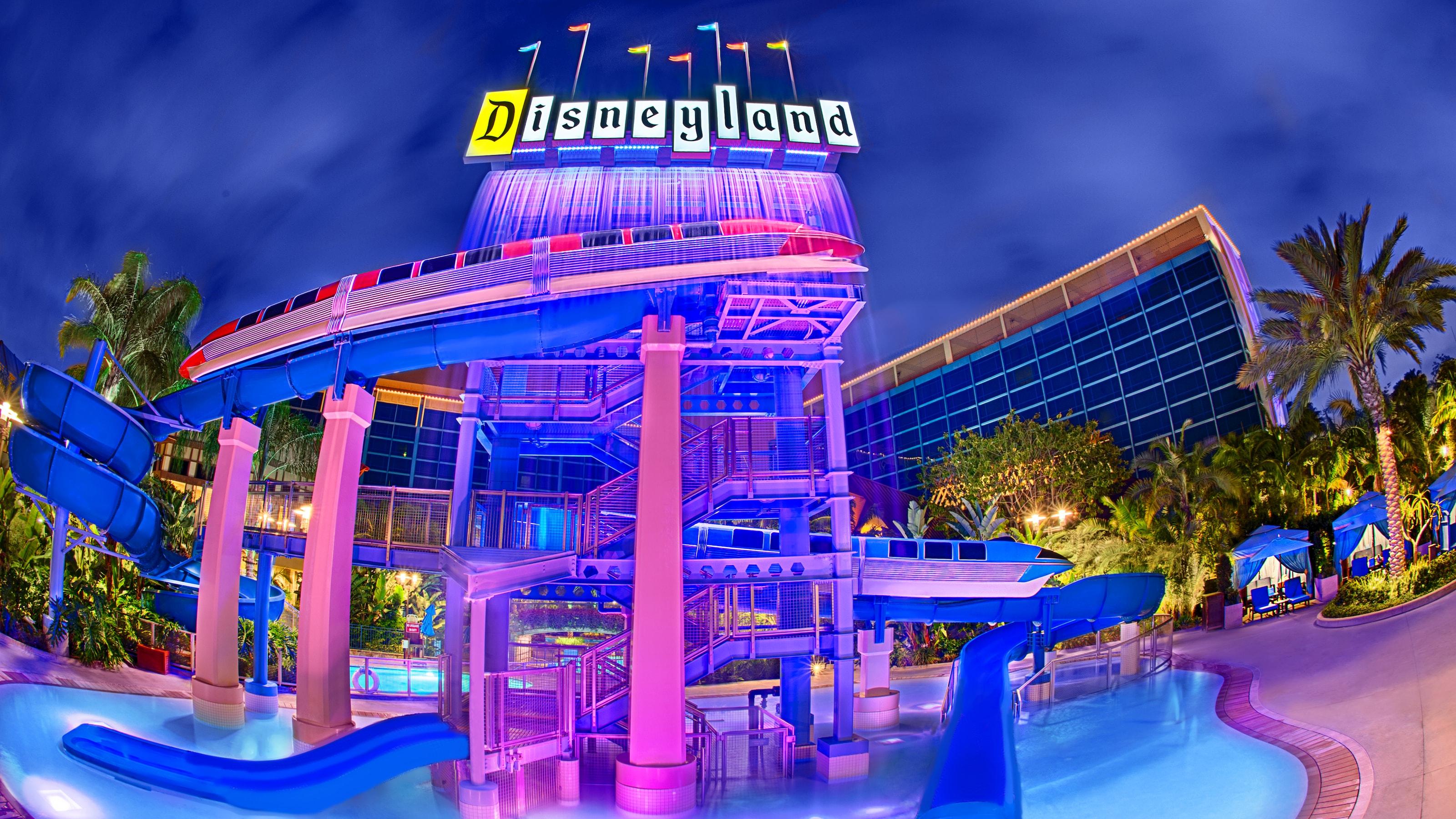 ディズニーランド・ホテル インフォメーション | ディズニーランド・リゾート