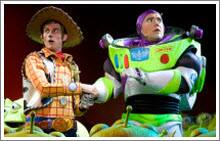 Wonder Toy Story Show
