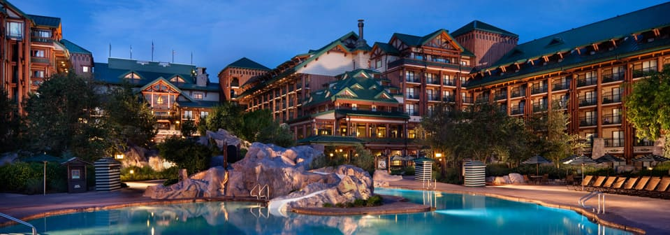 Additional Resorts Disney S Polynesian Resort