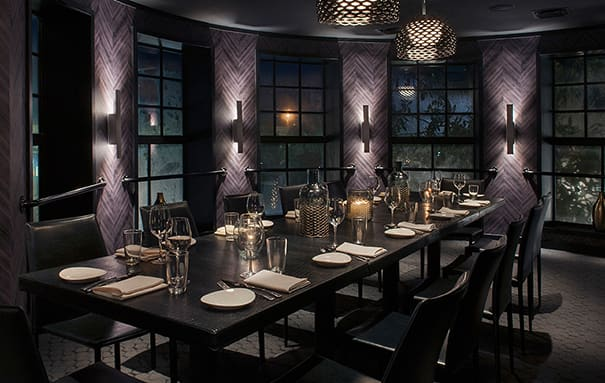 Stk Orlando Boasts A Luxe Dining Experience For Up To 600 Guests And Two Smaller Private Rooms 36