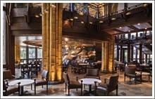 星航圖咖啡廳