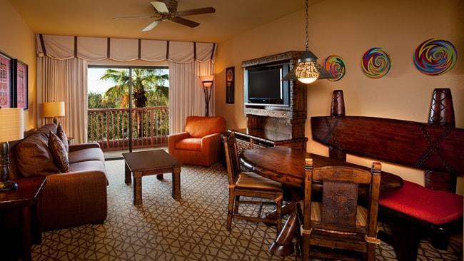 Rooms Points Disney S Animal Kingdom Villas Jambo House Disney Vacation Club