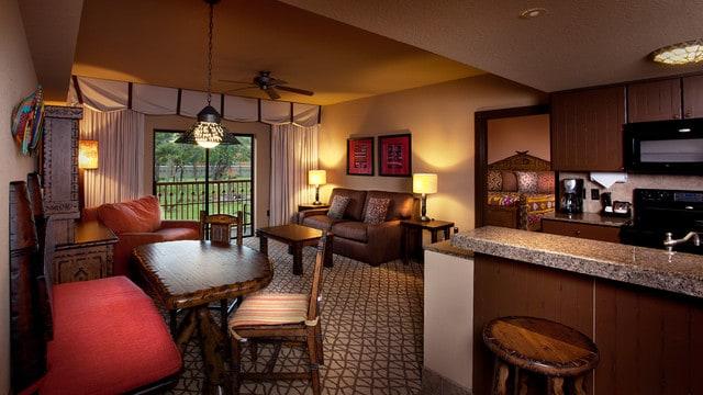 Rooms Points Disney S Animal Kingdom Villas Kidani Village Vacation Club
