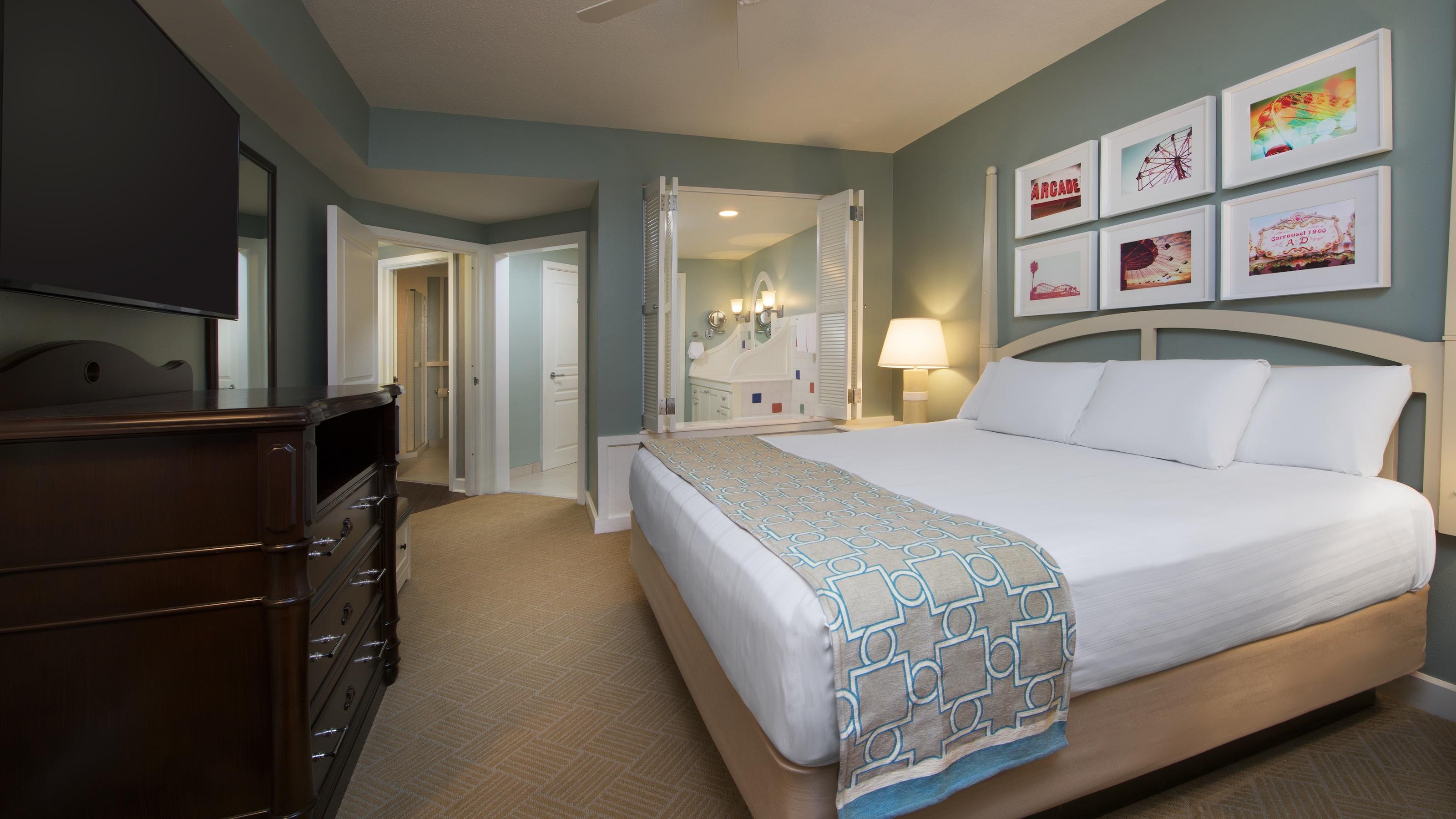 Rooms Points Disney S Boardwalk Villas Disney Vacation Club