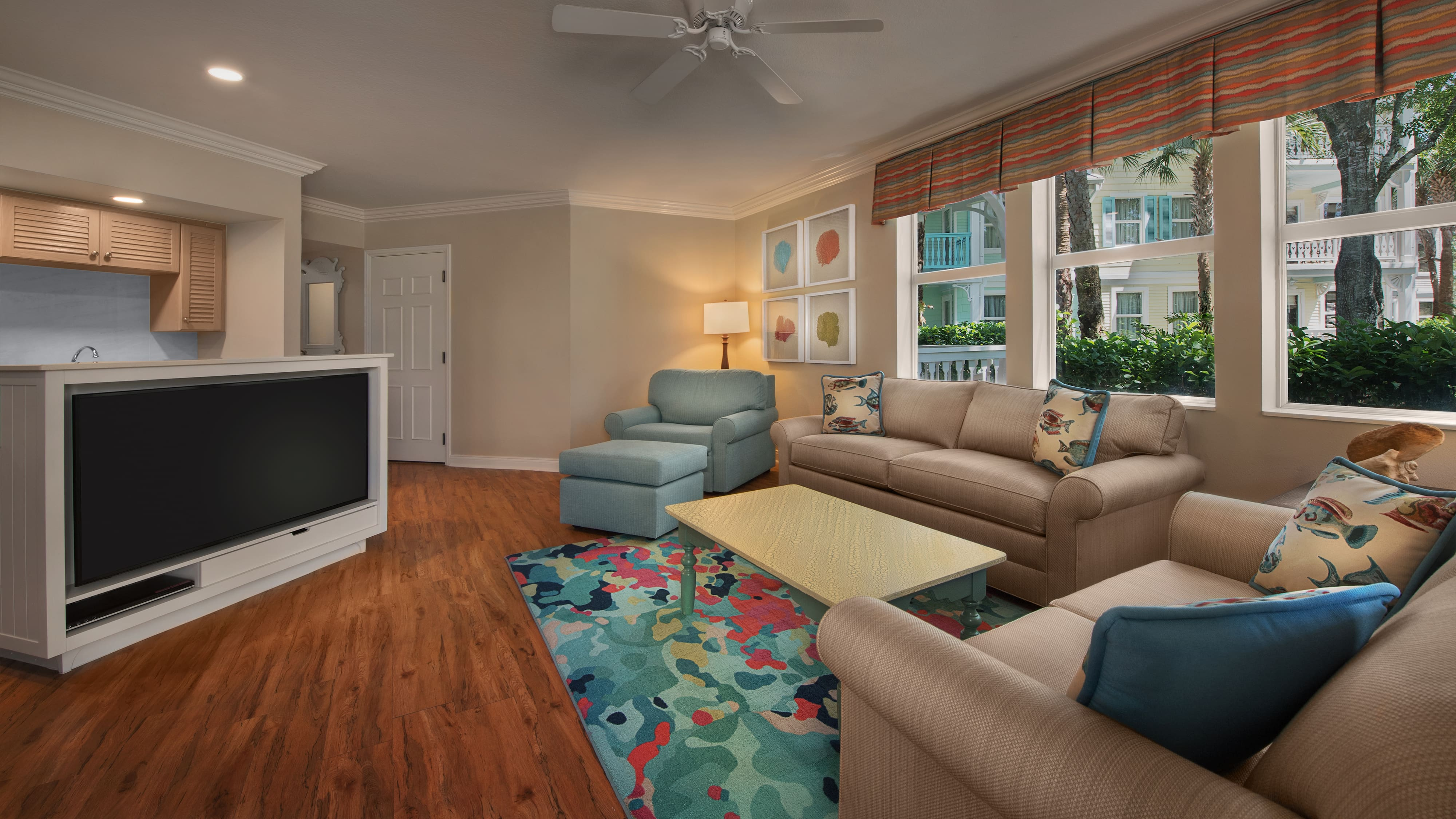 Rooms Points Disney S Old Key West Resort Disney Vacation Club