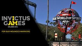 Walt Disney World® Resort: The Perfect Destination for the Invictus Games
