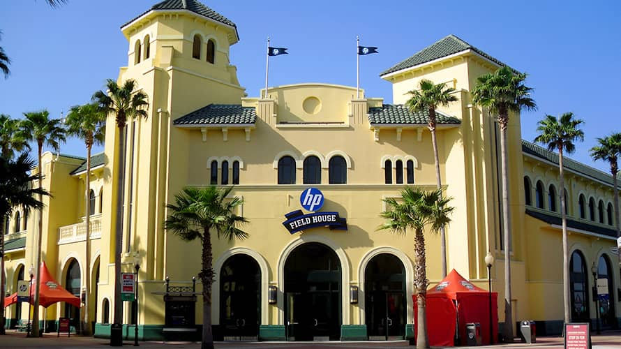 Hp Field House | The ESPN Wide World of Sports Complex