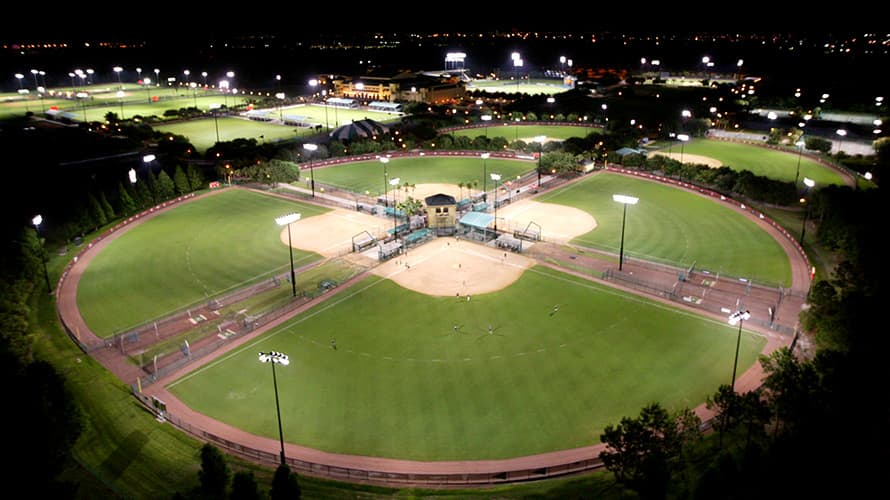 Softball Diamondplex | The ESPN Wide World of Sports Complex
