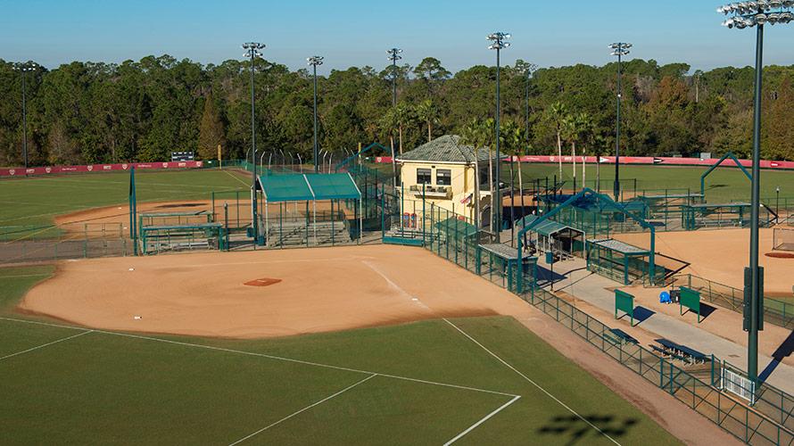 Softball Diamondplex | The ESPN Wide World of Sports Complex