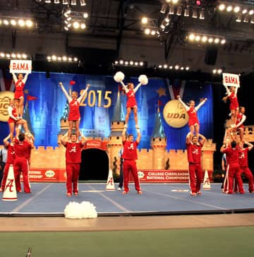 9be913753f44 National College Cheerleading   Dance Championship ...