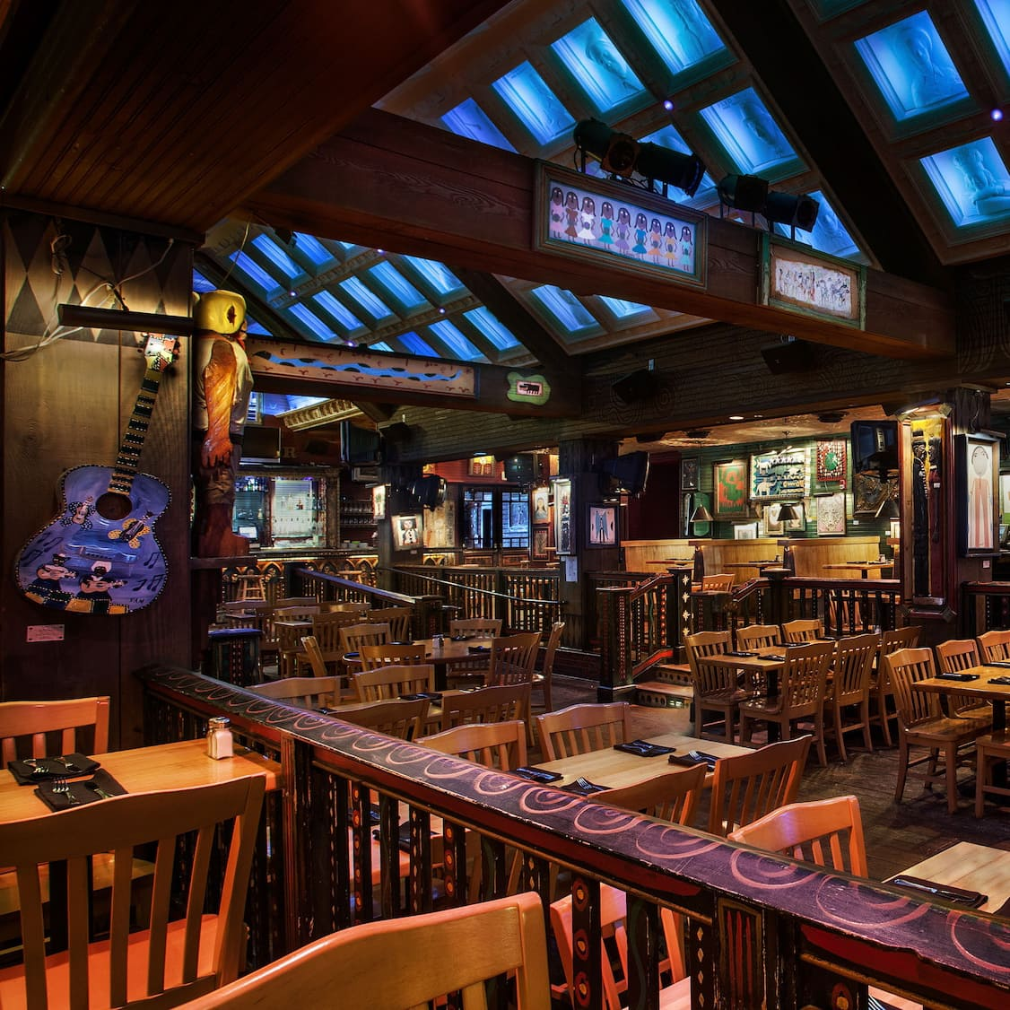 House Of Blues Restaurant Amp Bar Disney Springs