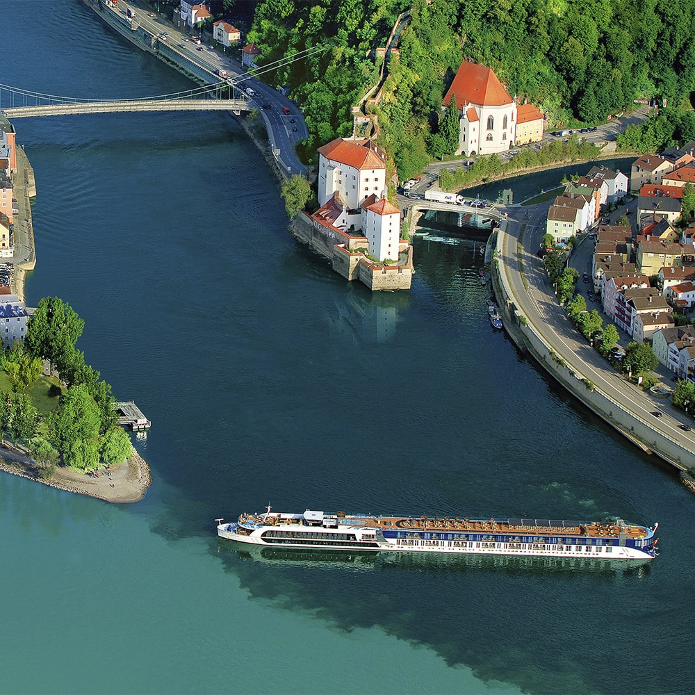 Apartments Near Disney World: Danube River Cruise: Holiday