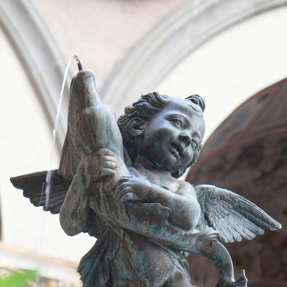 Cherub Fountain at the Palazzo Vecchio