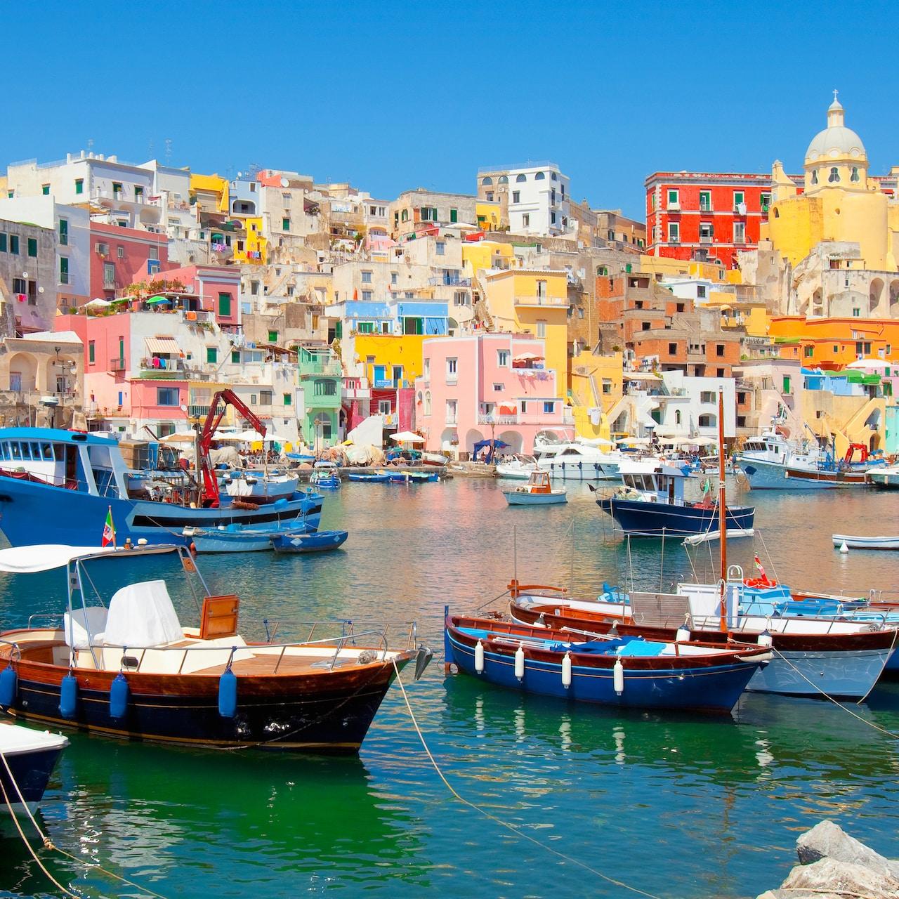 6 Night Mediterranean Cruise