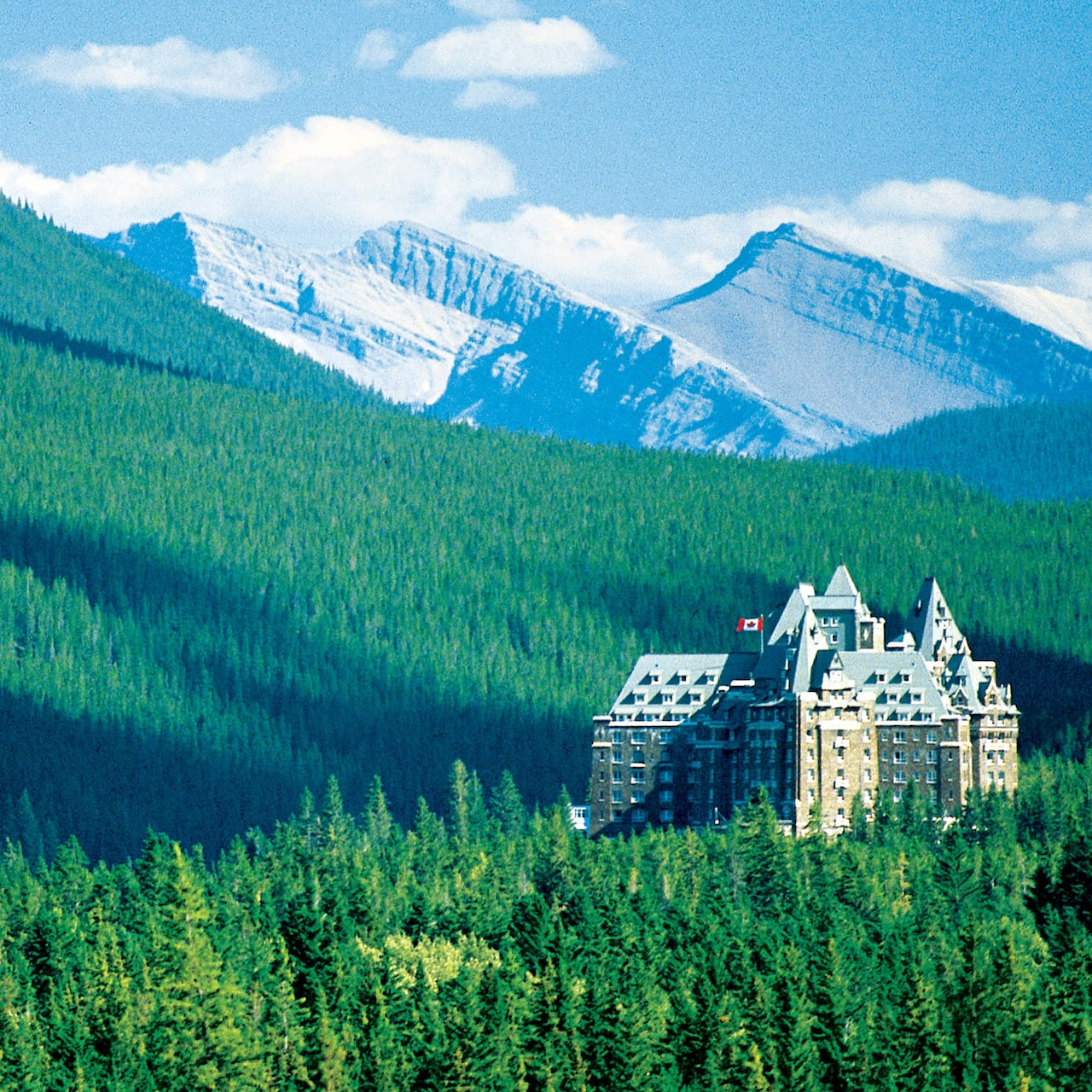 Spa celebrations at the Fairmont Banff Springs 125th ...
