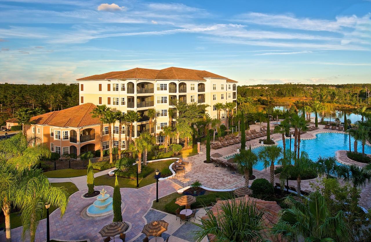 WorldQuest Orlando Resort Exterior Shot