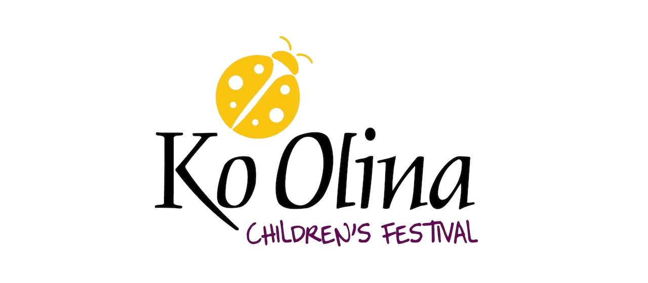 コオリナ・チルドレンズ・フェスティバルのロゴ