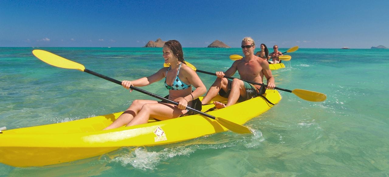 Hawaii Excursions - Cruises, Tours, & More | Aulani Resort & Spa