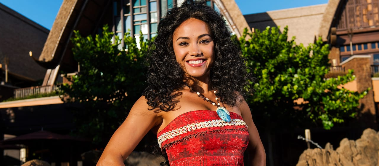 Moana at Aulani Resort & Spa