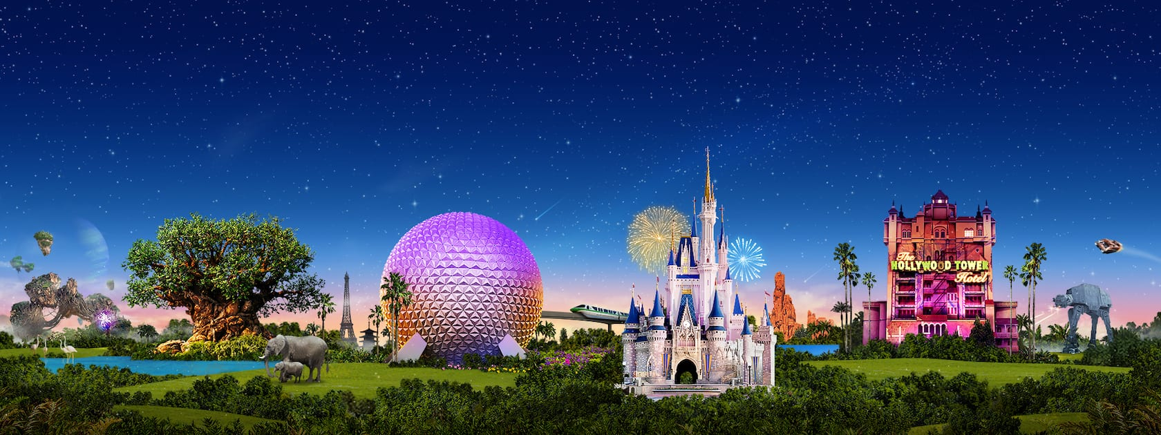 tickets annual passes vacation packages walt disney world resort rh disneyworld disney go com  disney world all inclusive packages with airfare from toronto