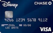 Chase Visa card with dark, monochromatic design