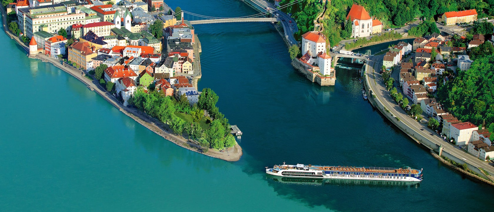 Danube River Cruise | Adventures by Disney