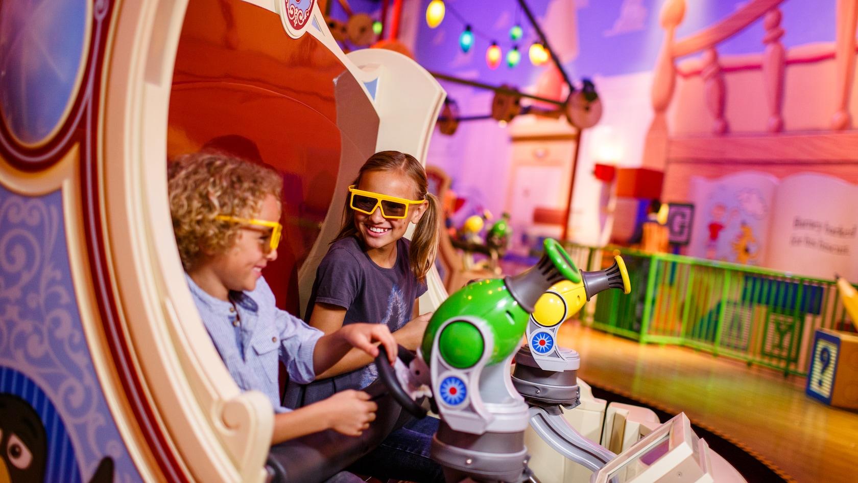 Toy Story Mania | Walt Disney World Resort
