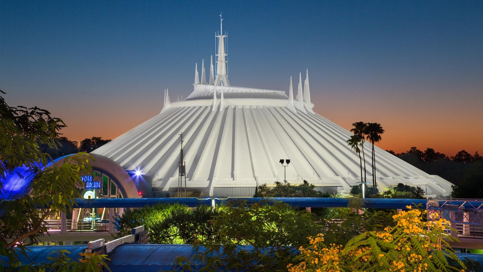 Space Mountain | Walt Disney World Resort