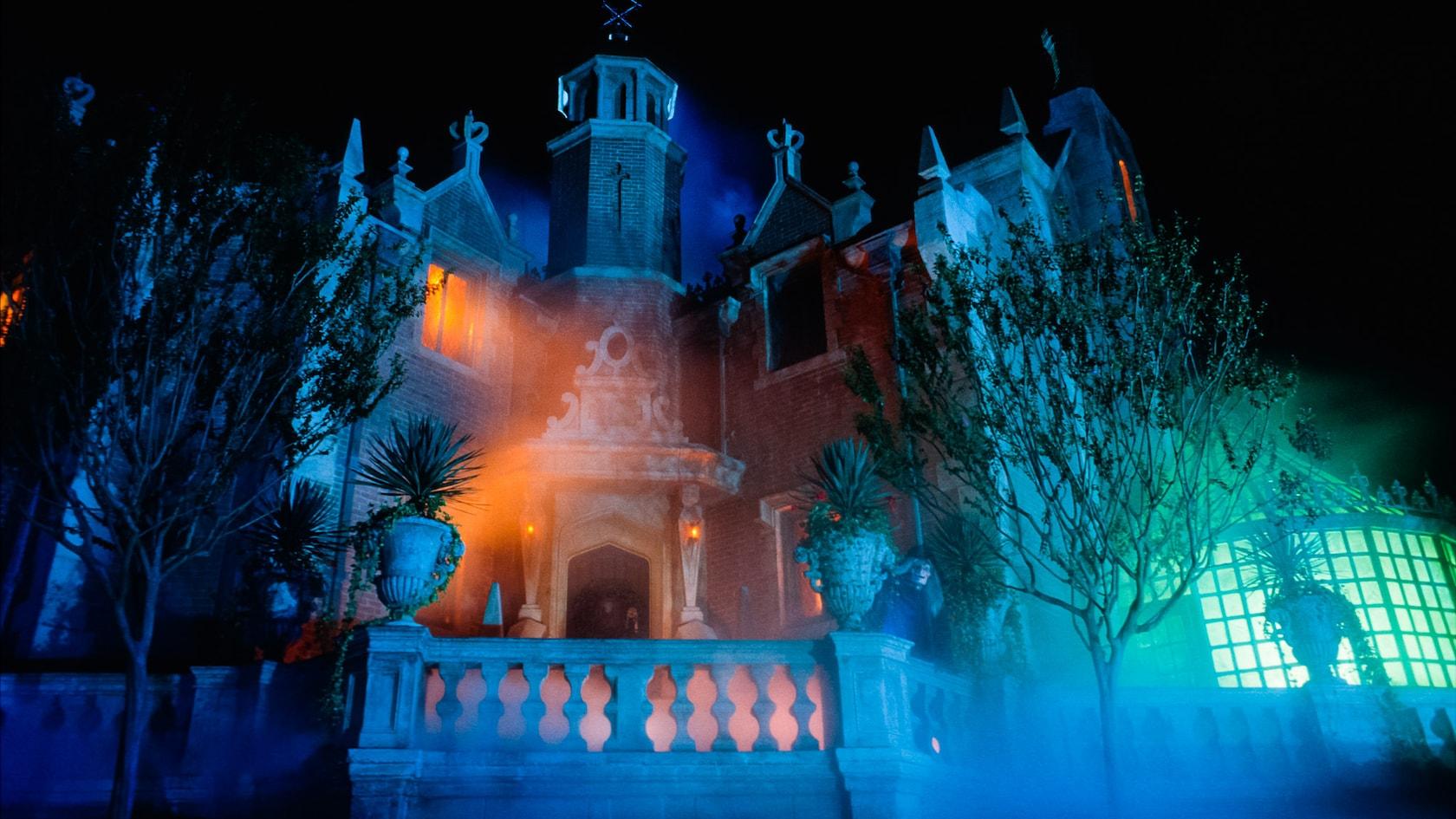 The Haunted Mansion | Magic Kingdom Attractions | Walt Disney World Resort