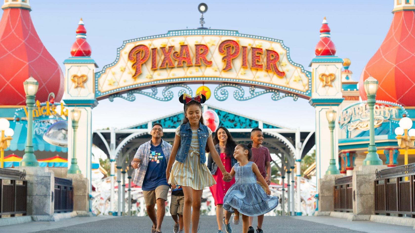 Disneyland Paris Karte 2018.Disneyland Resort In Anaheim