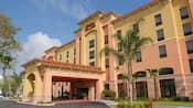 Hampton Inn & Suites - South Lake Buena Vista Exterior Shot