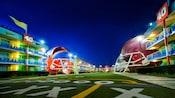 ディズニー・オールスター・スポーツ・リゾートの詳細はこちら