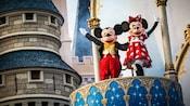 ウォルト・ディズニー・ワールド・リゾートのパンフレット