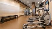 Best Western Plus Pavilions fitness center