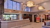 Vista del Lobby de Best Western Plus Park Place Inn & Mini Suites