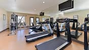 Best Western Plus Pavilions fitness center