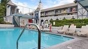 Castle Inn Suites Pool