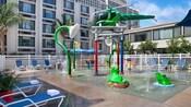 Parque de Chapoteo de Holiday Inn Hotel and Suites