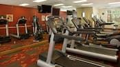 Residence Inn Anaheim Resort gym