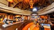 A lobby area in Disney's Animal Kingdom Villas - Kidani