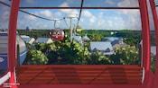 Walt Disney World Skyliner Concept Art