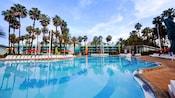 Surfboard Bay pool area at Disney's All-Star Sports Resort