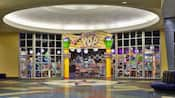 Magasin et aire de restauration d'Everything Pop au Disney's Pop Century Resort