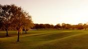 Sunset at Disney's Oak Trail Golf Course